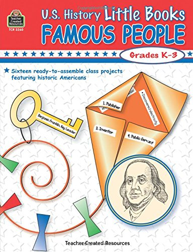 Amazon.com: U.S. History Little Books: Famous People ...
