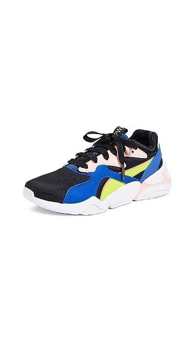 e08712e2572ee Amazon.com | PUMA Women's Nova Girl Power Sneakers | Fashion Sneakers
