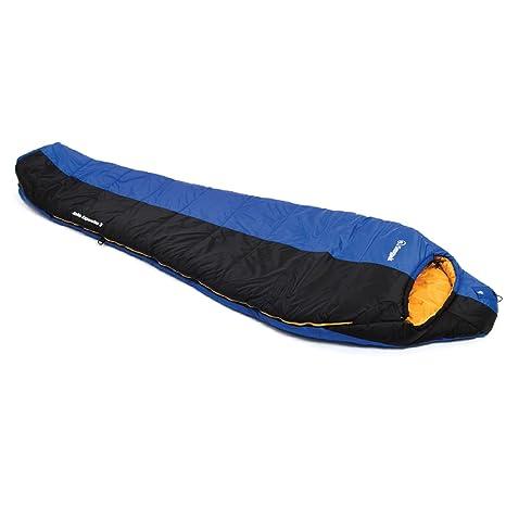 SnugPak Softie – Expansión 3 Saco de Dormir, Azul/Negro
