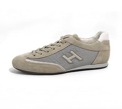 Hogan Scarpe Uomo Olympia HXM05201682FJS690G CAMOSCIO PE17  Amazon.it  Scarpe  e borse 1b57d609596