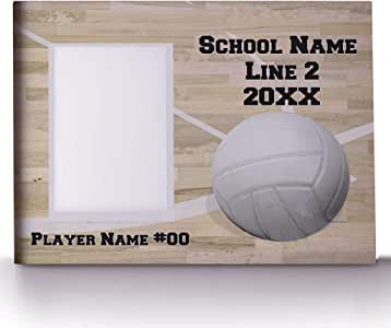Amazon.com - VictoryStore Gift Frame - Custom Volleyball ...