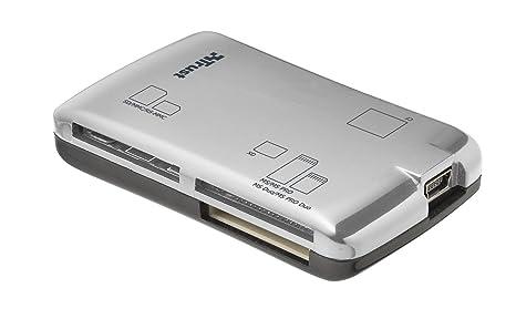 Trust 16724 - Lector de Tarjetas de Memoria, USB 2.0: Amazon ...