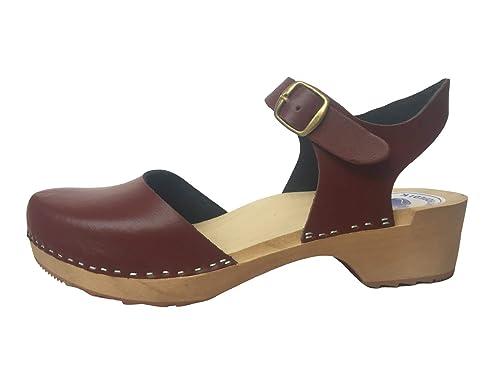 Schwedische Sandalen | Sandalen 2020 | Leder | Handgemachte