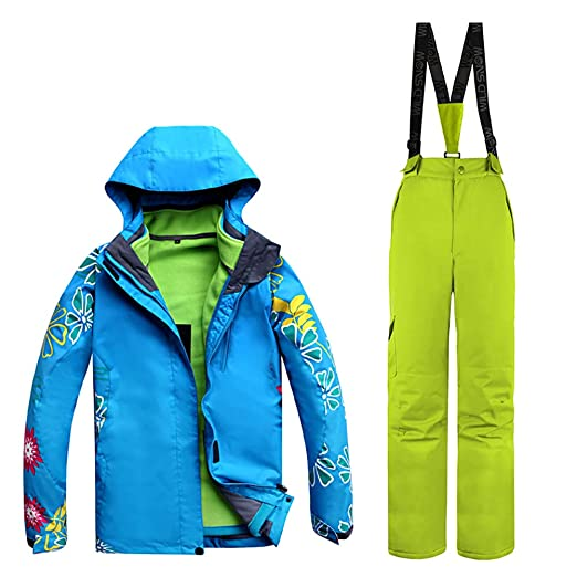 WILD SNOW Trajes de Snowboard Impermeables para Mujer Traje de ...