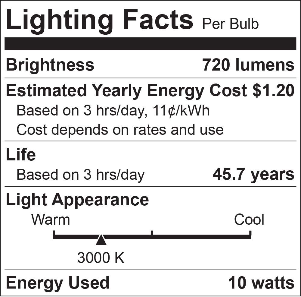 Luxrite 4 Inch Gimbal LED Recessed Light, 10W, 3000K Soft White Dimmable, Directional Ceiling Light, 720lm, Energy Star & ETL Listed, CRI 90, Damp Location - LED Eyeball Recessed Lighting (2 Pack) by Luxrite (Image #3)