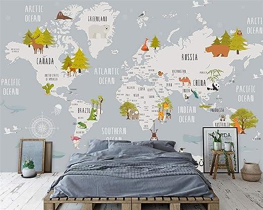 Lhdlily 3d Papel Pintado Wallpaper Fresco Mural Habitación