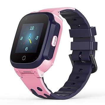 YONTEX Smartwatch Niños, Reloj Inteligente para niños IPX7 con ...