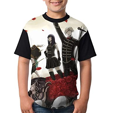 17459c6ba Amazon.com: My Chemic-al Roma-nce Boys Tshirt Fashion 3D Youth ...