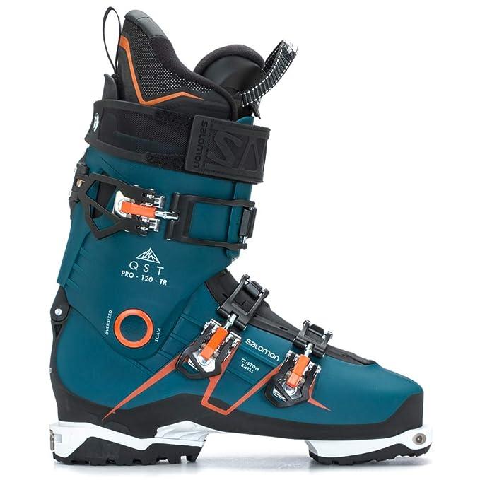 8dce1ce991 Amazon.com   Salomon QST Pro 120 TR Ski Boots   Sports   Outdoors