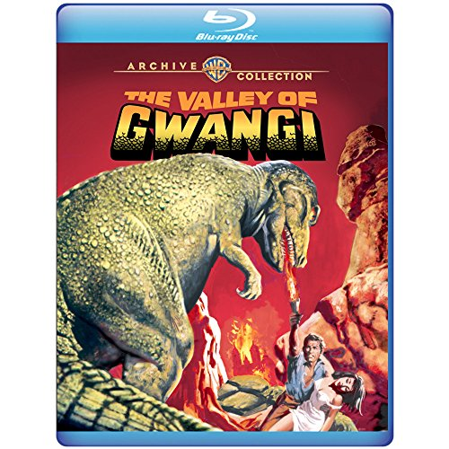 The Valley of the Gwangi (1969) [Blu-ray]