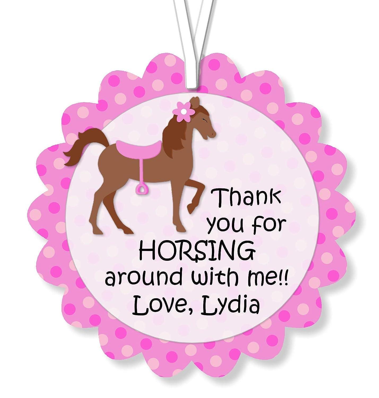 Amazon Com Personalized Little Pony Horse Birthday Or Baby
