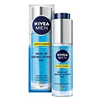 Nivea Men Active Energy Wake Up Sofort-Effekt Gel, 1er Pack (1 x 50 ml)