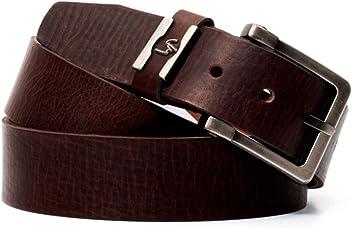 VÉLEZ Genuine Leather Belts For Men | Cinturones Cuero De Hombre