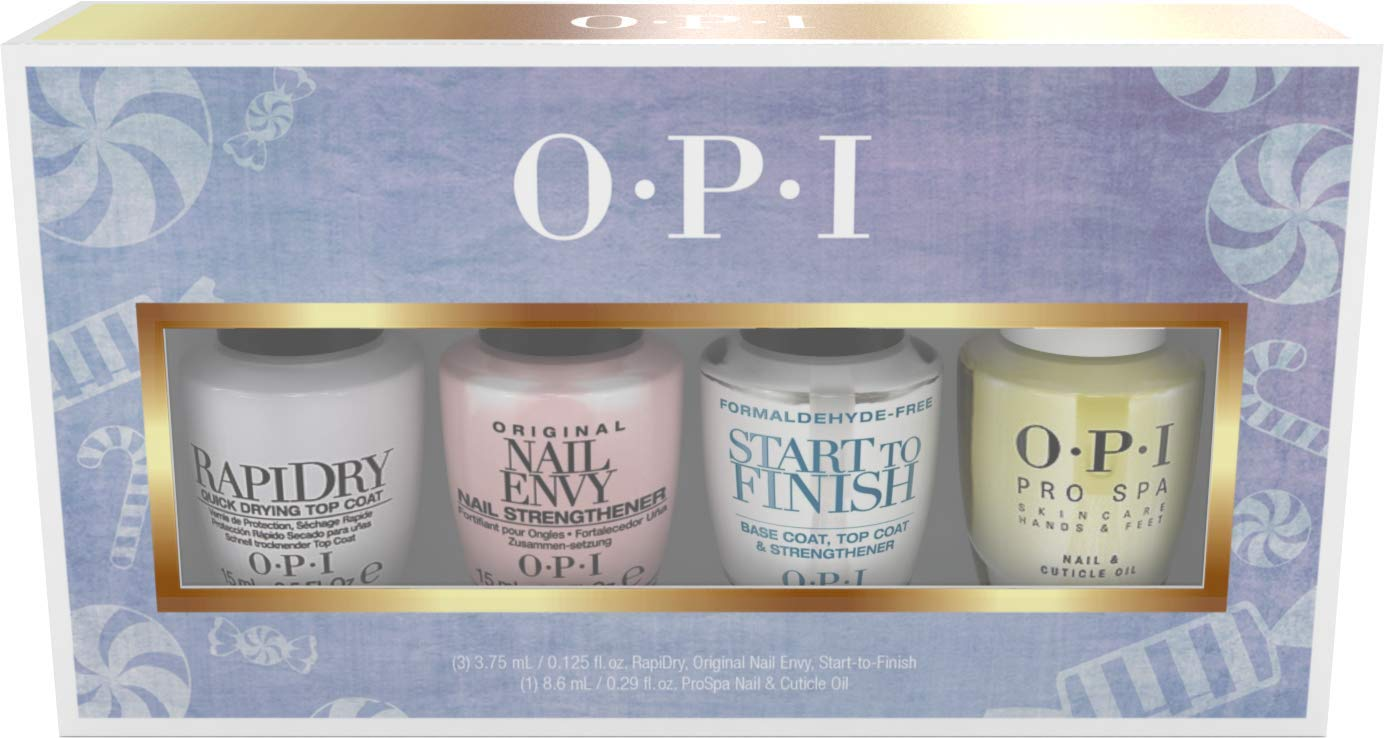 OPI Limited Edition Nutcracker Collection Treatments 22650274000