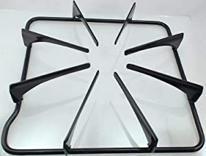 NEW Gas Range Top Burner Grate Stove Oven Part Maytag Magic Chef 74001086 AP4392747 AP4392747 74001086 + FREE E-BOOK (FREEZING)