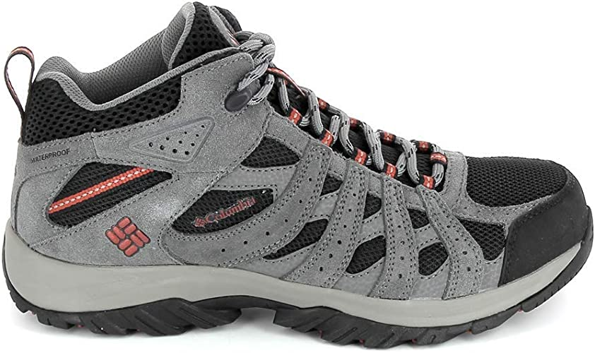 Columbia Canyon Point Mid Waterproof Chaussures de Randonnée