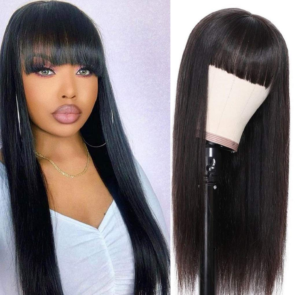 Free Amazon Promo Code 2020 for Straight Human Hair Wigs