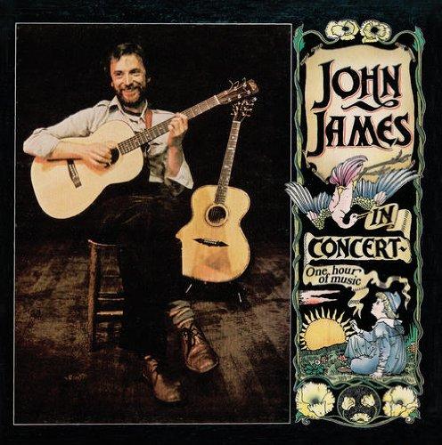 John James In Concert by Stefan Grossman's Guitar Workshop