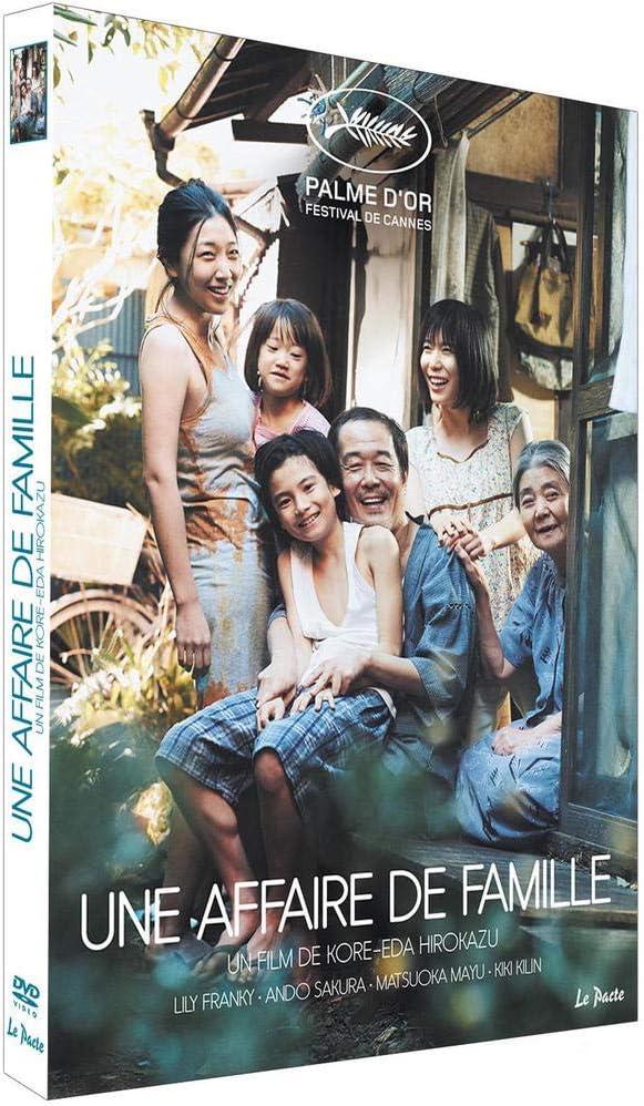 Une Affaire de Famille: : Lily Franky, Andô Sakura