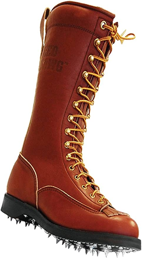 82639e4a1c3 Amazon.com: Red Dawg Boots - Lace-to-Toe Calk: Sports & Outdoors