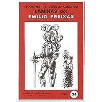 Lecciones de Dibujo Artístico. Láminas por Emilio Freixas Serie 34