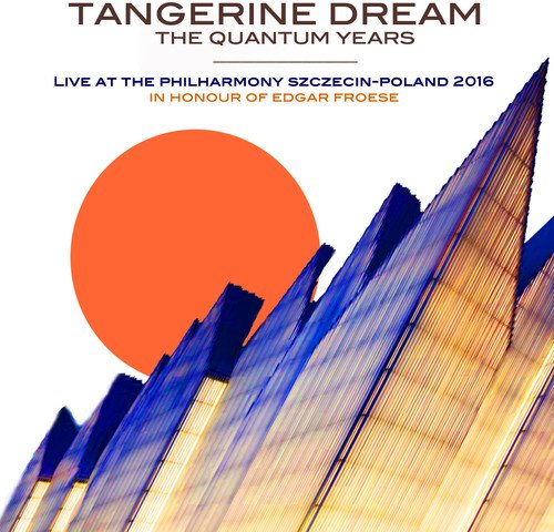 CD : Tangerine Dream - Live At The Philharmony Szczecin: Poland 2016 (Germany - Import, 2 Disc)
