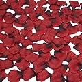 Wholesale Lot 2000 PCS OPCC dark Red Silk Rose Petals Wedding Flower Decoration