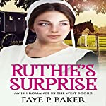 Ruthies Surprise: Amish in the West, Book 3 | Faye P. Baker