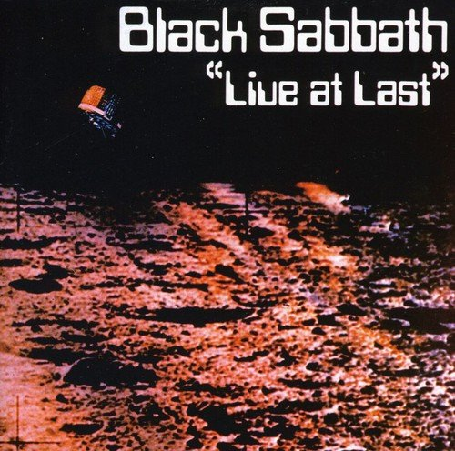 Black Sabbath - Live At Last - Black Sabbath - Zortam Music