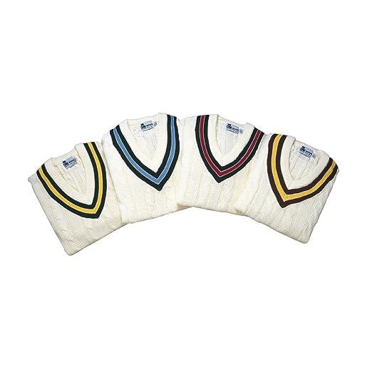 2 opinioni per GUNN & MOORE Teknik Cricket Slipover