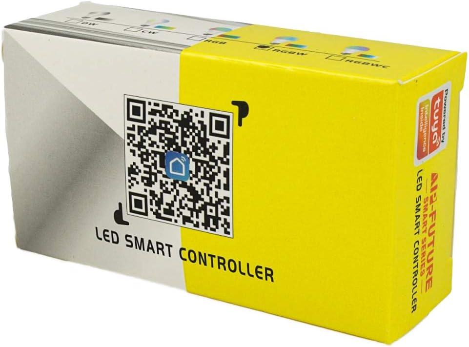 1 canal LEDLUX Mini Centralita Tuya Smart Controller WiFi LED Dimmer compatible con Alexa Google Home 5 modelos disponibles