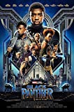 """Posters USA Marvel Black Panther Movie Poster GLOSSY FINISH - FIL688 (24"""" x 36"""" (61cm x 91.5cm))"""