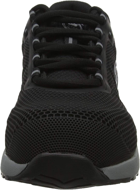 Skechers Bulklin Lyndale, Sneaker Uomo Nero Black Blk