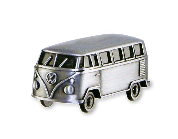 Brisa VW Collection Volkswagen T1 Bulli Bus Schl/üsselanh/änger in Geschenkdose Blau