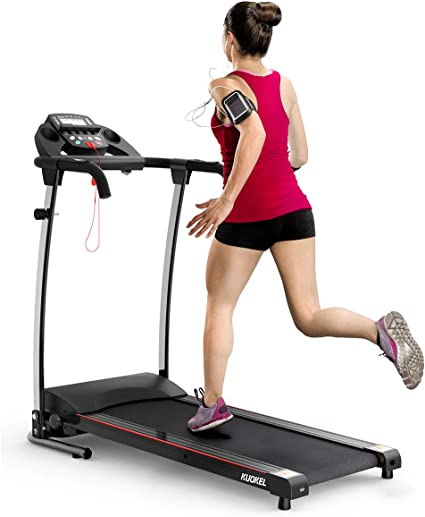 KUOKEL Cinta de Correr electrica Plegable para doméstico Fitness ...