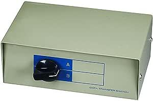 Ziotek 2 to 1 Telephone Switchbox RJ11