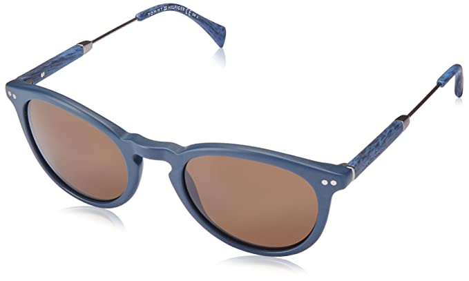 824ae62e7152 Image Unavailable. Image not available for. Colour  Tommy Hilfiger  Unisex-Adults TH 1198 S EC Sunglasses ...