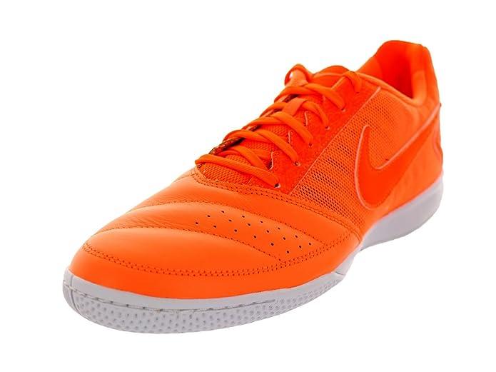 save off af121 b2260 Nike Scarpe da calcetto GATO II INDOOR-881 ARANCIO Amazon.it Scarpe e  borse
