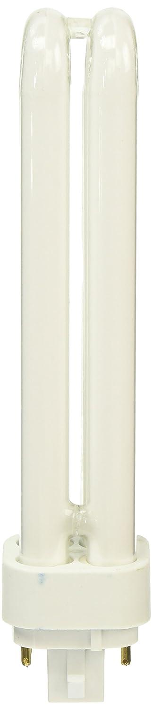 EATON Lighting PLC26W 26W White 4Pin Compact Fluorescent Light Bulb