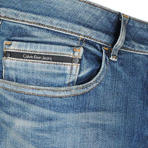Straight 31 Slim J30j304293 Jeans Calvin 34 Klein vqwOZ4