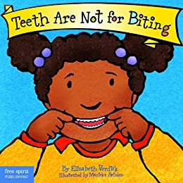 Teeth are not for biting board book best behavior series teeth are not for biting board book best behavior series by fandeluxe Gallery