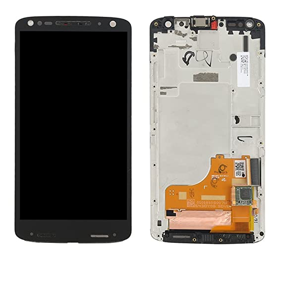 Image Unavailable. Image not available for. Color: iPartsBuy for Motorola Moto Droid Turbo 2 ...