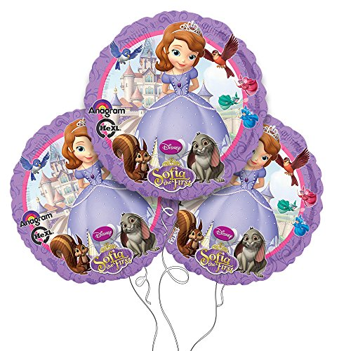 Sofia the First Balloon 18