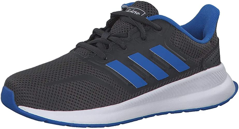 inundar dueño Puñalada  adidas Boy's Runfalcon K Trail Running Shoes: Amazon.co.uk: Shoes & Bags