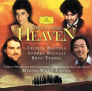 Hymn for the World 2 / Bartoli, Bocelli, Terfel, Chung