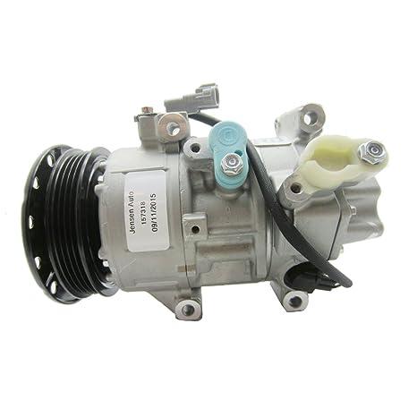 A/C compresor de CA para Toyota Yaris 1.5L 2007 – 2010