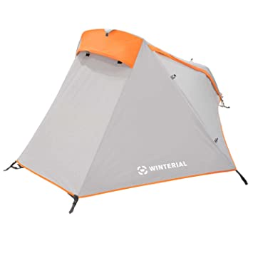 Winterial Single Person Tent Personal Bivy Tent Lightweight 3 Pounds 9 Ounces  sc 1 st  Amazon.com & Amazon.com : Winterial Single Person Tent Personal Bivy Tent ...