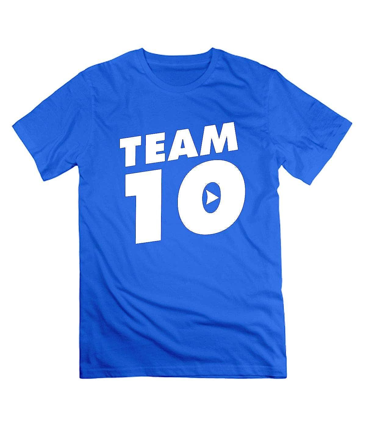 WANGRED Team 10 Mens Tee