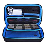 Austor Travel Carrying Case for Nintendo New 3DS XL