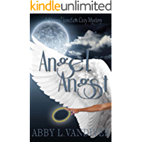 Angel Angst (Normal Junction Cozy Mystery Book 2) book cover